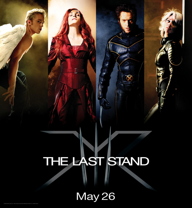X Men Iii The Last Stand Tradreviews